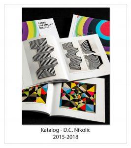 Katalogansicht D.C.Nikolic 2015 - 2018