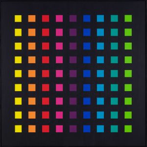 Minimalismus Farbfelder