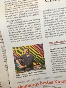 Hamburger Abendblatt Hanse Viertel