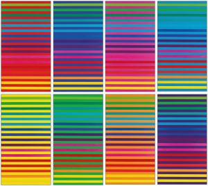 interaction of colours overview