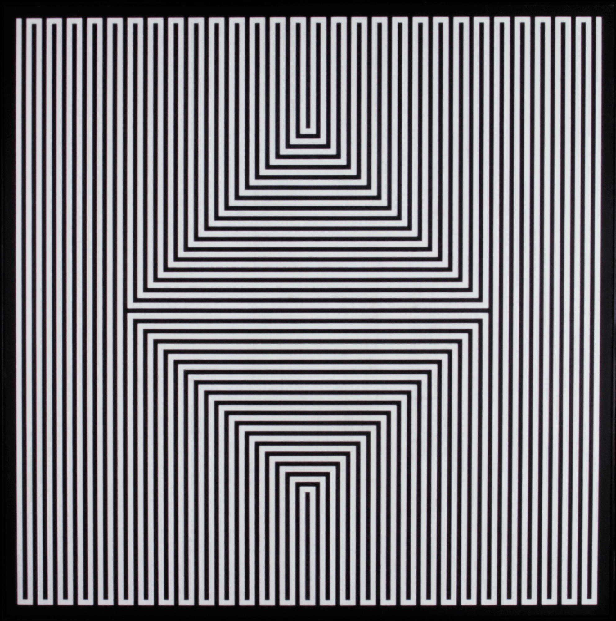 Power of Lines - Black